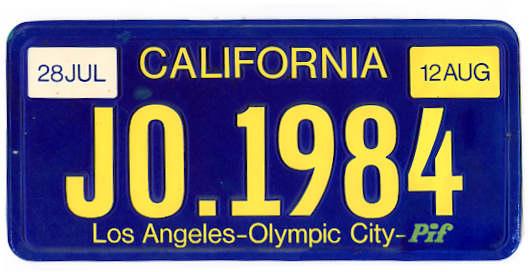 Jeux Olympiques, souvenirs de nos premiers JO Pif_JO1984